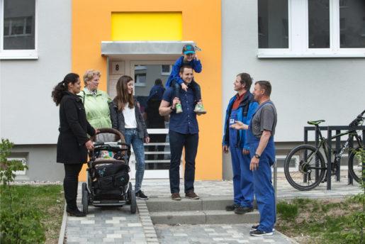 Service für Wohnimmobilien